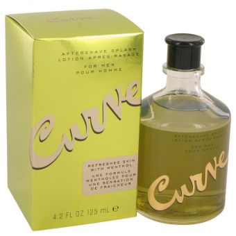 Image of   CURVE by Liz Claiborne - After Shave 125 ml - til mænd