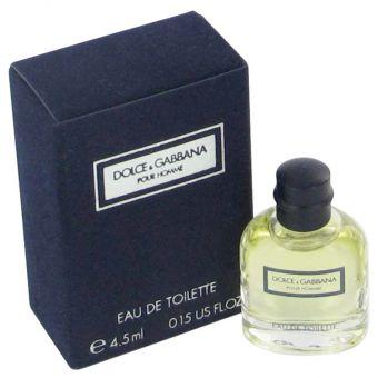 Image of   DOLCE & GABBANA by Dolce & Gabbana - Mini EDT .4 ml - til mænd