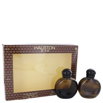 Image of   HALSTON Z-14 by Halston - Gift Set Cologne Spray + After Shave + In Display Box - til mænd