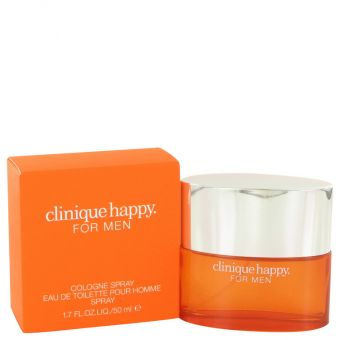 Image of   HAPPY by Clinique - Cologne Spray 50 ml - til mænd