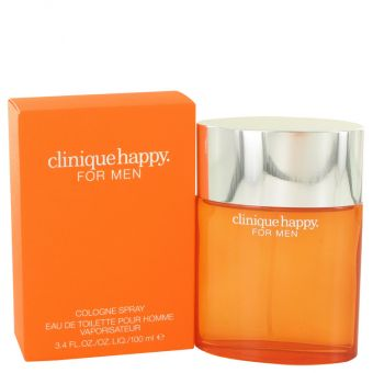 Image of   HAPPY by Clinique - Cologne Spray 100 ml - til mænd