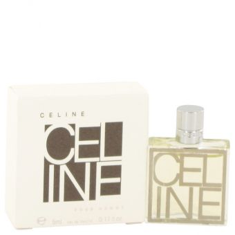 Image of   CELINE by Celine - Mini EDT .5 ml - til mænd