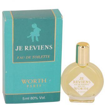 Image of   je reviens by Worth - Mini EDT .7 ml - til mænd
