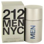212 by Carolina Herrera - Eau De Toilette Spray (New Packaging) 50 ml - til mænd
