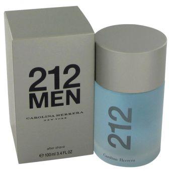 Image of   212 by Carolina Herrera - After Shave 100 ml - til mænd