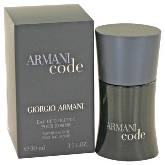 Image of   Armani Code by Giorgio Armani - Eau De Toilette Spray 30 ml - til mænd