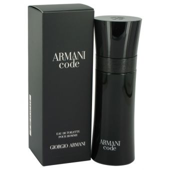 Image of   Armani Code by Giorgio Armani - Eau De Toilette Spray 75 ml - til mænd