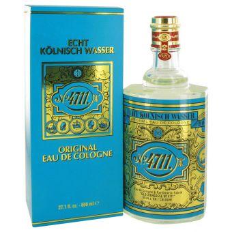 Image of   4711 by Muelhens - Eau De Cologne (Unisex) 800 ml - til mænd