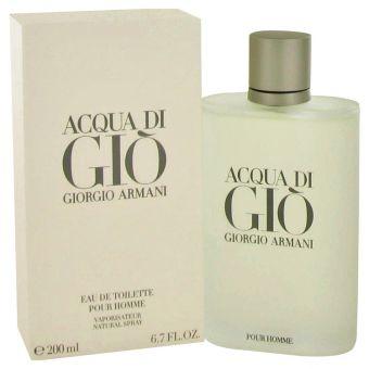 ACQUA DI GIO by Giorgio Armani - Eau De Toilette Spray 200 ml - til mænd