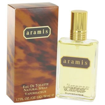 Image of   ARAMIS by Aramis - Cologne / Eau De Toilette Spray 50 ml - til mænd