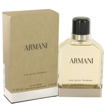 Image of   ARMANI by Giorgio Armani - Eau De Toilette Spray 100 ml - til mænd