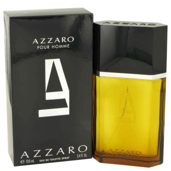 Image of   AZZARO by Azzaro - Eau De Toilette Spray 100 ml - til mænd