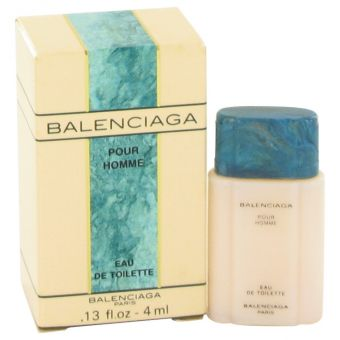 Image of   BALENCIAGA POUR HOMME by Balenciaga - Mini EDT .4 ml - til mænd