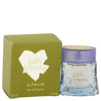 Image of   LOLITA LEMPICKA by Lolita Lempicka - Mini EDT .5 ml - til mænd