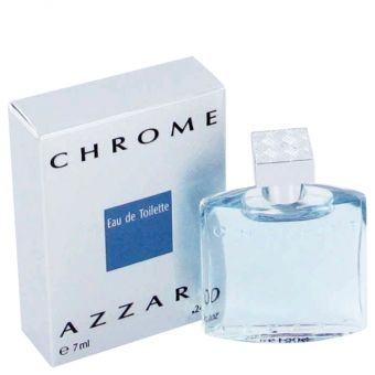 Image of   Chrome by Azzaro - Mini EDT .7 ml - til mænd