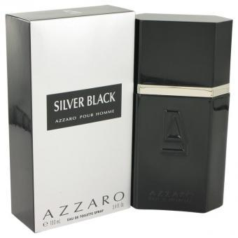 Image of   Silver Black by Loris Azzaro - Eau De Toilette Spray 100ml - til mænd