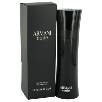 Image of   Armani Code by Giorgio Armani - Eau De Toilette Spray 125 ml - til mænd