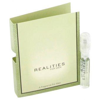 Image of   REALITIES by Liz Claiborne - Vial (sample) .1 ml - til mænd