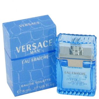 Image of   Versace Man by Versace - Mini Eau Fraiche .5 ml - til mænd