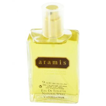 Image of   ARAMIS by Aramis - Cologne / Eau De Toilette Spray (Tester) 100 ml - til mænd