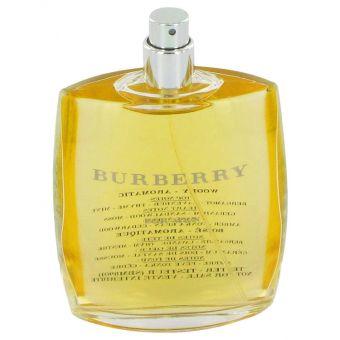 Image of   BURBERRY by Burberry - Eau De Toilette Spray (Tester) 100 ml - til mænd