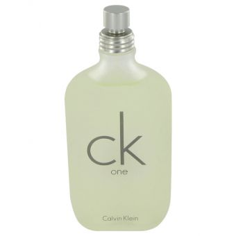 Image of   CK ONE by Calvin Klein - Eau De Toilette Spray (Unisex Tester) 195 ml - til mænd