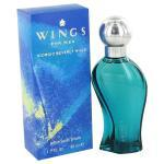 WINGS by Giorgio Beverly Hills - After Shave 50 ml - til mænd