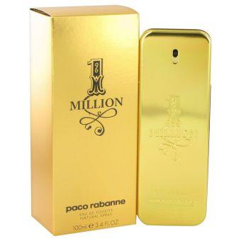 Image of   1 Million by Paco Rabanne - Eau De Toilette Spray 100 ml - til mænd