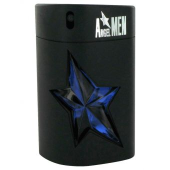 Image of   ANGEL by Thierry Mugler - Eau De Toilette Spray Refillable (Rubber Tester) 100 ml - til mænd