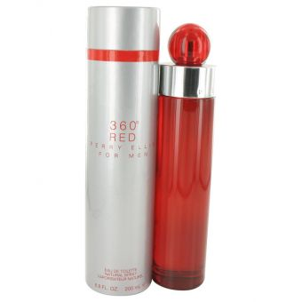 Image of   Perry Ellis 360 Red by Perry Ellis - Eau De Toilette Spray 200 ml - til mænd