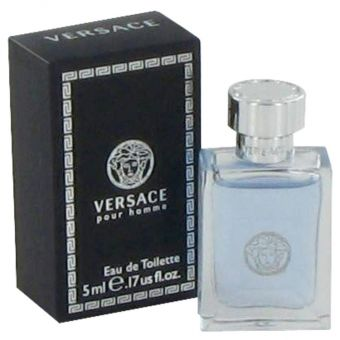 Image of   Versace Pour Homme by Versace - Mini EDT .5 ml - til mænd