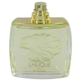 Image of   LALIQUE by Lalique - Eau De Parfum Spray (Lion Tester) 75 ml - til mænd