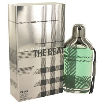 Image of   The Beat by Burberry - Eau De Toilette Spray 100 ml - til mænd