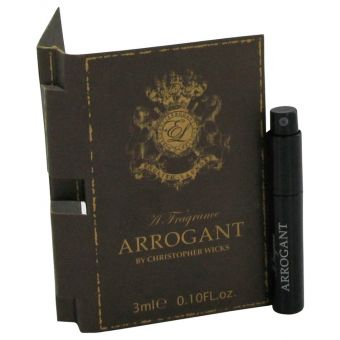 Image of   Arrogant by English Laundry - Vial (sample) .2 ml - til mænd