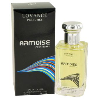 Image of   Armoise by Lovance - Eau De Toilette Spray 100 ml - til mænd