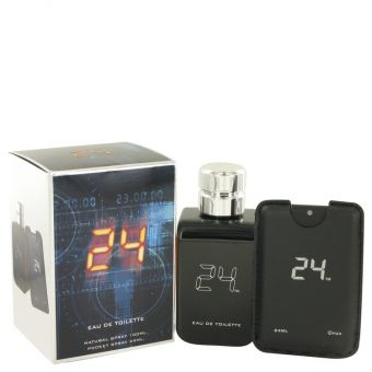 Image of   24 The Fragrance by ScentStory - Eau De Toilette Spray + 100 ml Mini Pocket Spray 100 ml - til mænd