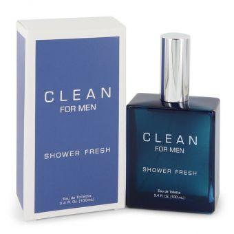 Image of   Clean Shower Fresh by Clean - Eau De Toilette Spray 100 ml - til mænd