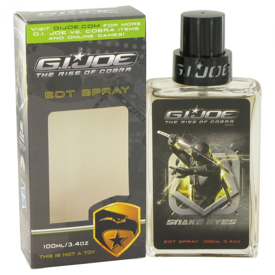 Gi Joe By Marmol Son Eau De Toilette Spray 100 Ml Til Mnd Benetton Cold Edt 100ml Original Free Vial