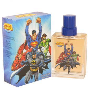 Image of   Justice League by Justice League - Eau De Toilette Spray 100 ml - til mænd