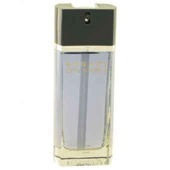 Image of   Bogart City Tower by Jacques Bogart - Eau De Toilette Spray (Tester) 100 ml - til mænd