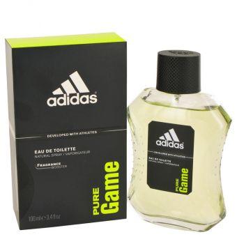 Image of   Adidas Pure Game by Adidas - Eau De Toilette Spray 100 ml - til mænd