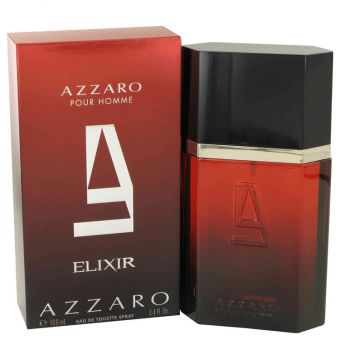 Image of   Azzaro Elixir by Azzaro - Eau De Toilette Spray 100 ml - til mænd