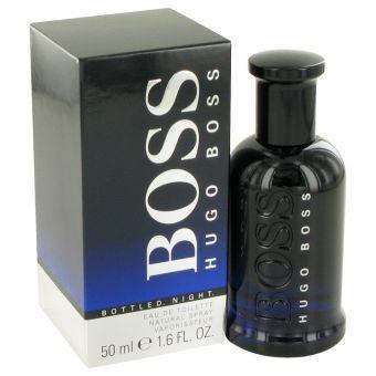Image of   Boss Bottled Night by Hugo Boss - Eau De Toilette Spray 50 ml - til mænd