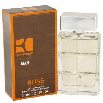 Image of   Boss Orange by Hugo Boss - Eau De Toilette Spray 60 ml - til mænd