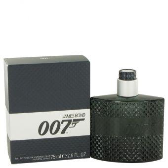 Image of   007 by James Bond - Eau De Toilette Spray 80 ml - til mænd