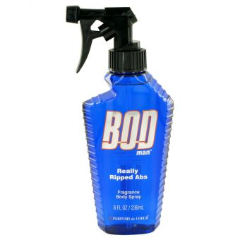 Image of   Bod Man Really Ripped Abs by Parfums De Coeur - Fragrance Body Spray 240 ml - til mænd