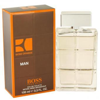 Image of   Boss Orange by Hugo Boss - Eau De Toilette Spray 100ml - til mænd