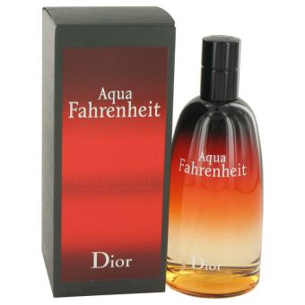 Image of   Aqua Fahrenheit by Christian Dior - Eau De Toilette Spray 125 ml - til mænd