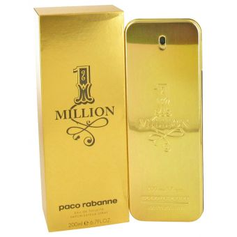 Image of   1 Million by Paco Rabanne - Eau De Toilette Spray 200 ml - til mænd