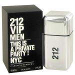 212 Vip by Carolina Herrera - Eau De Toilette Spray 50 ml - til mænd